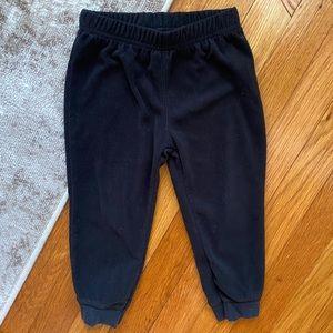 Carters fleece sweatpants